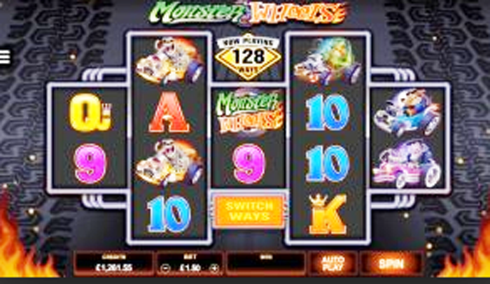 Monster Wheels Slot Machine - Play Online Slots for Free