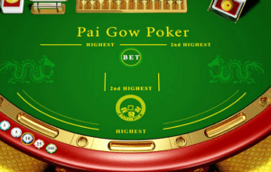 Pai Gow Poker Online| Win Money Playing Free Games