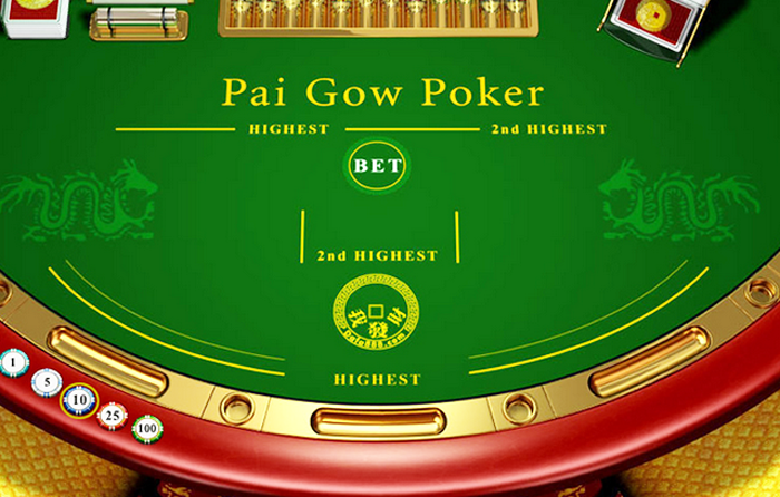 Pai Gow Poker Online Game – Play for Free or for Real Money