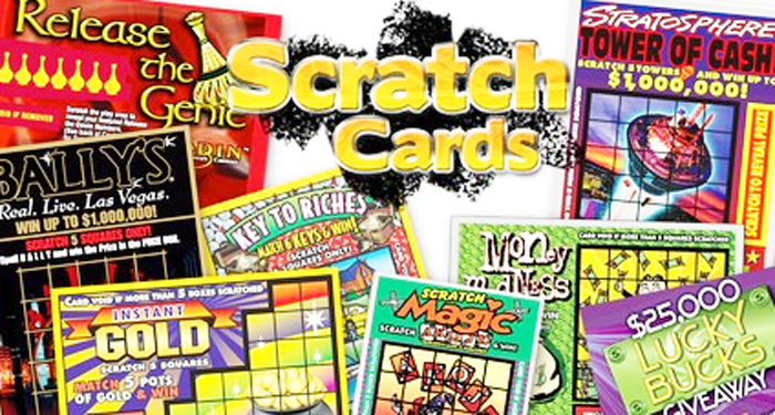 Scratchcards Online | Win Money Playing Scratch Cards Free