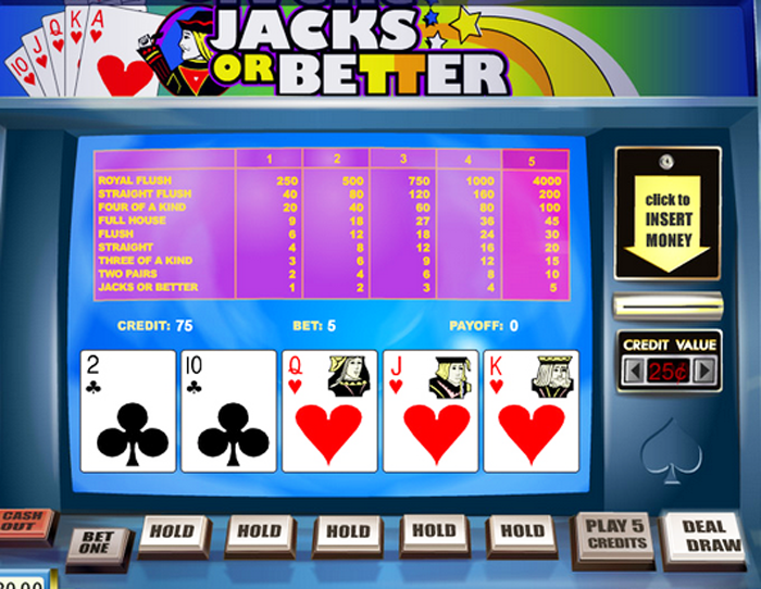 Video Poker Online | Win Playing Online Casino Games Free