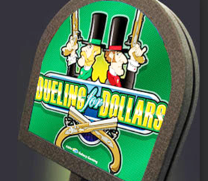 Dueling For Dollars Table Game
