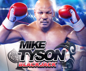 Mike Tyson Blackjack Game