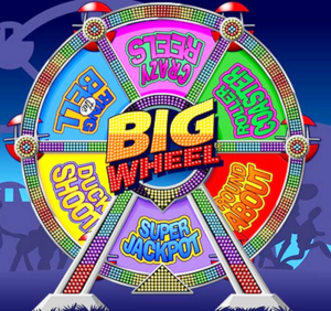 The Big Wheel Roulette Game