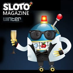 Slotocash Magazine Winter Issue Comes With Coupons