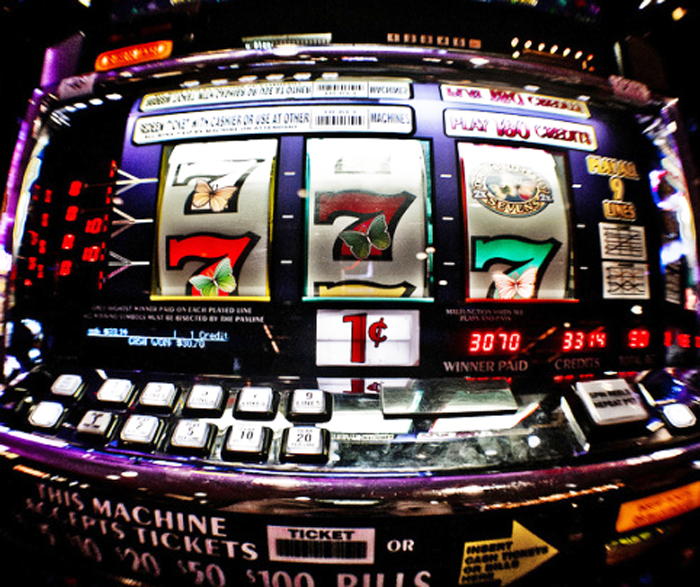 Rigged Slot Machines