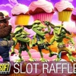 Earn Raffle Tickets As You Play Christmas Slots At Intertops Casino Red