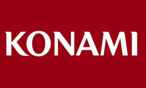 konami gaming games Japan