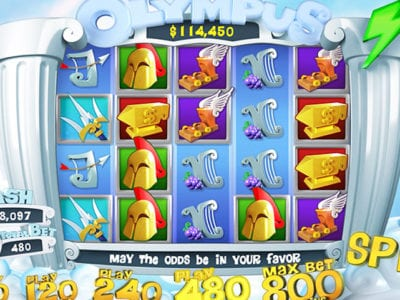 Olympus Slots Review | Free Ancient Greek Slot Machines