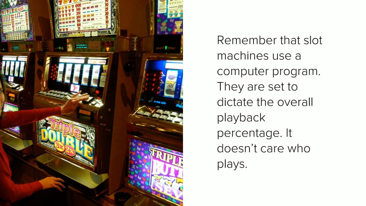 Slot Machines Rigged by Casinos