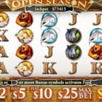 Open Season Slots Reviews