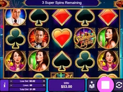 Shanghai Lights Slot Machine Review