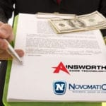 Novomatic Gets Closer To Getting Ainsworth Gaming License