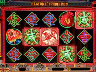 Fu Chi Slots Review