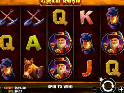 Gold Rush Slot Machine Review & Free Instant Play Game
