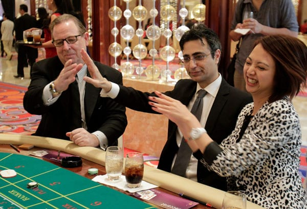 Casino Study Shows Students & Housewives Gambling At High Stakes Tables