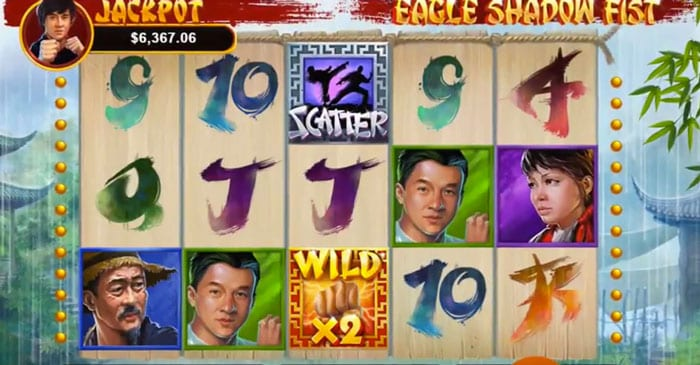 Eagle Shadow Fist Slots Highlights Weekly No Deposit Casino Bonus Promotions