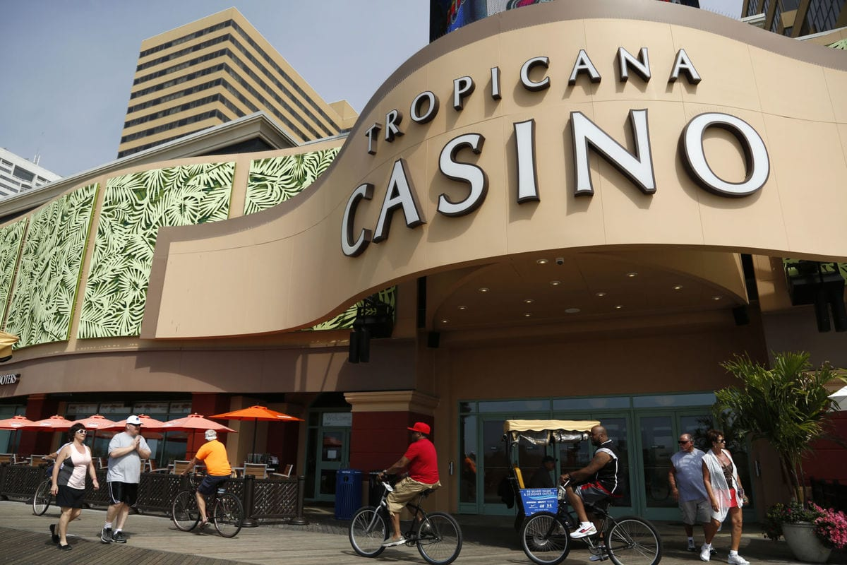 Atlantic City's Tropicana Casinos Meth Lab Catches Fire