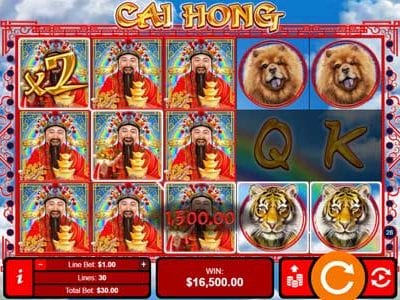 Cai Hong Slots Review | No Deposit RTG Casino Bonuses