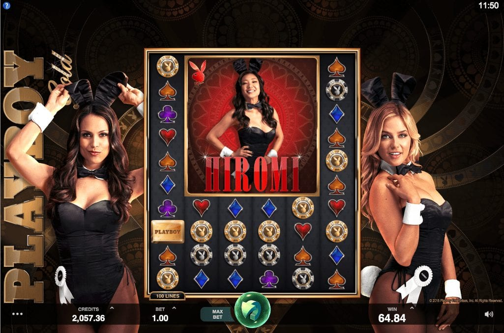 Playboy Casino Games