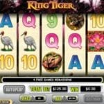 King Tiger Slots Review | No Deposit Casino Bonus Codes
