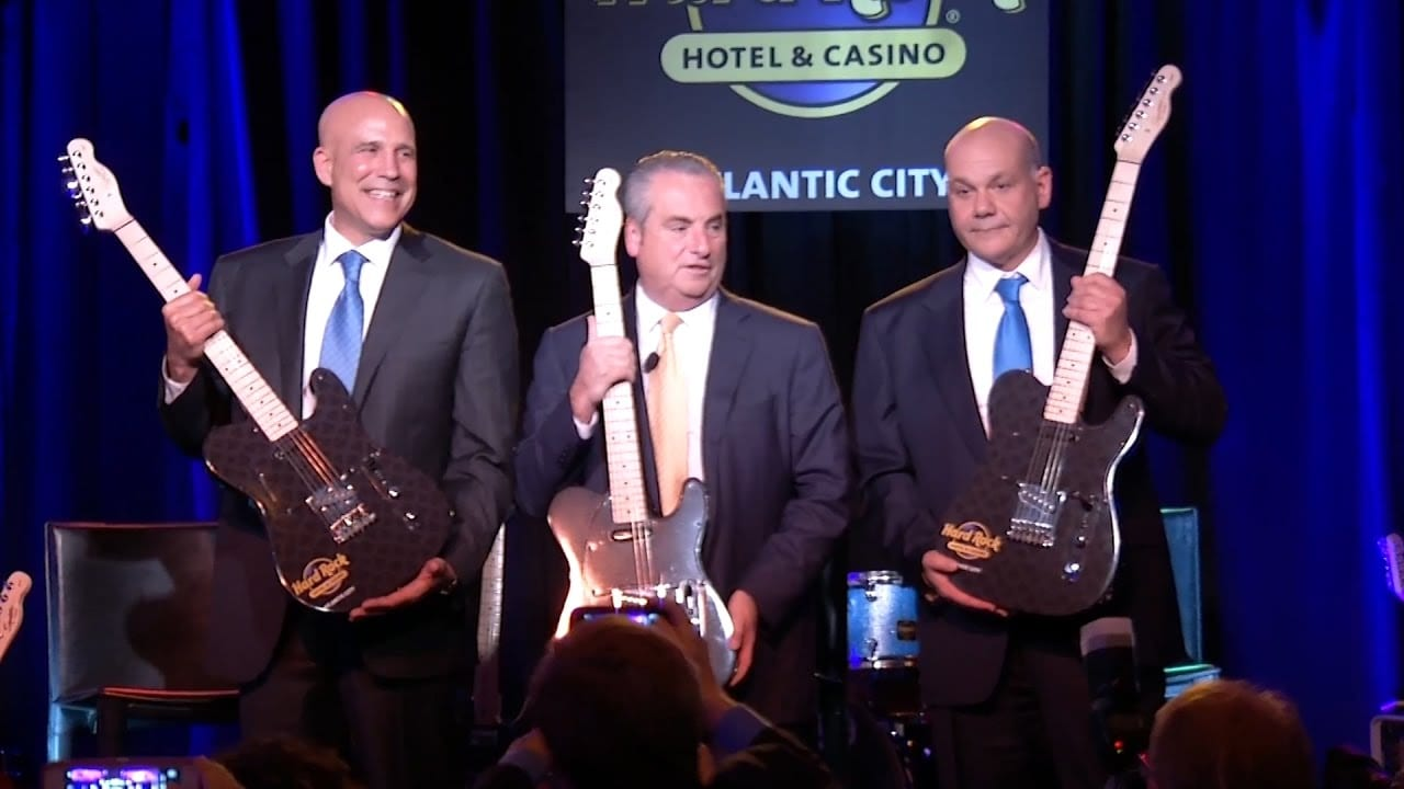 Net Entertainment Provides Hard Rock Casino In AC With Slot Machines