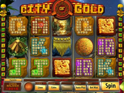 City Of Gold Slots Reviews | No Deposit Casino Bonus Codes