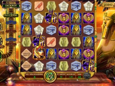 Legend of the Nile Slots Review