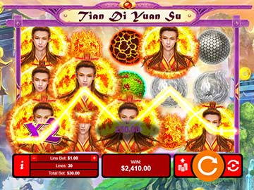 Tian Di Yuan Su Slots Reviews | No Deposit Casino Bonus Codes