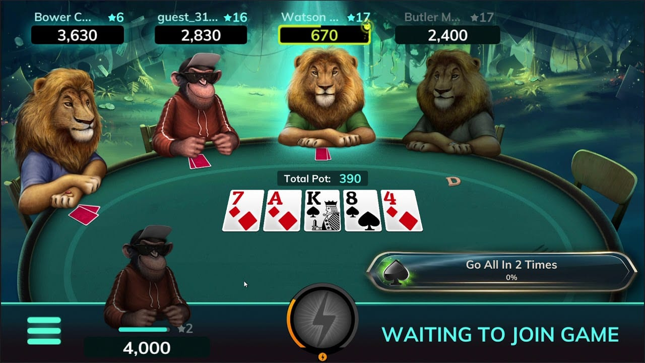Wild Poker Launches In-App Worldwide Tournaments | Online Gambling News