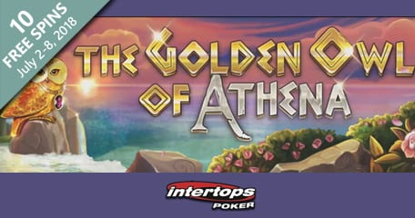 Intertops Casino | Play BetSofts New Golden Owl Of Athena Slot Machine