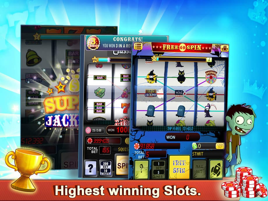 What Are The Newest Online Slot Machines To Play With Bitcoins