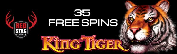 King Tiger Roars For Cash In The Secret Jungle  | No Deposit Casino Bonus Codes