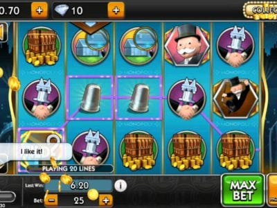 Monopoly Slots Review