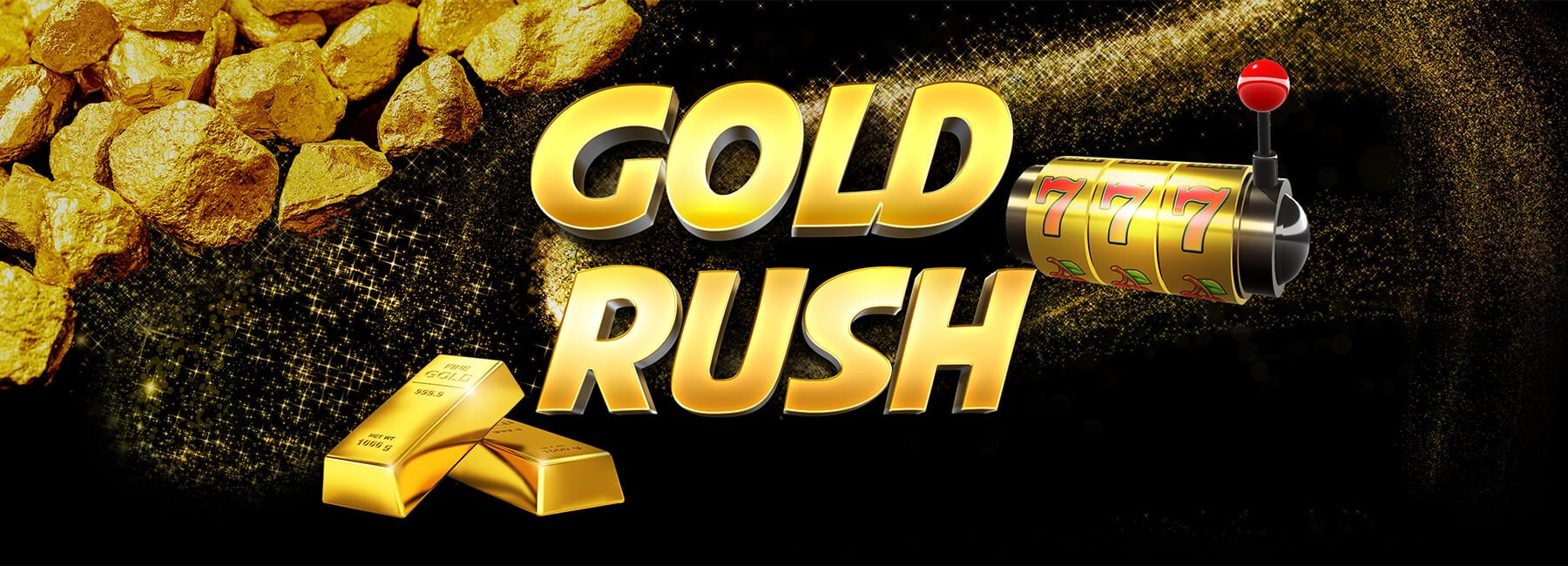 Win A Real Gold Bar In The Gold Rush Casino Tournament | Real 24 Carat Gold Bar