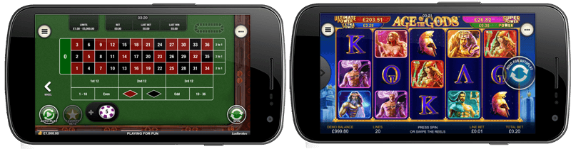 What Are The Best Casino Games For Android Smartphone's & Tablets?  Droid Casinos Apps