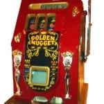 Las Vegas Auction House| Gaming License for Vintage Slot Machines