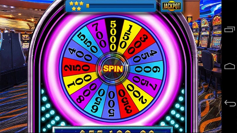 Wheel Of Fortune Slot Machine Game