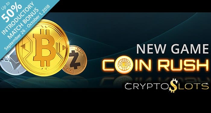 Which Online Slot Machine Has Bitcoins & Other Cryptocurrency Symbols?