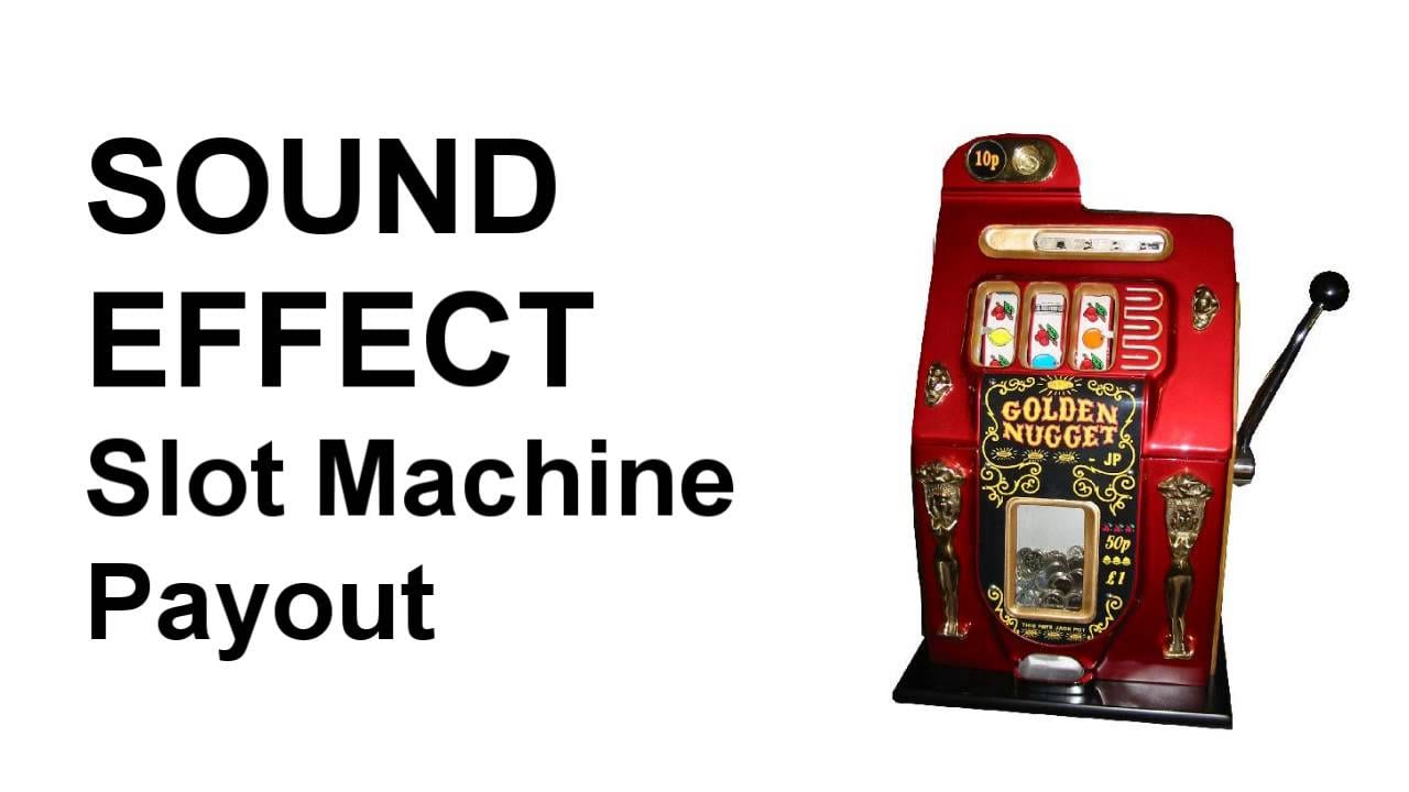 Do Slots Players Get Too Caught Up in Sights and Sounds?