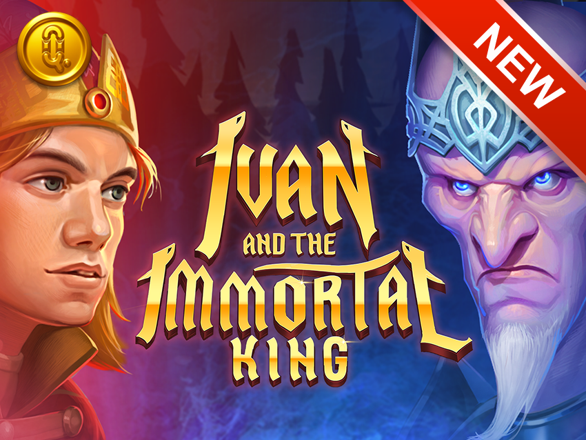 Quickspin Releases Ivan and the Immortal Kings Online Slots