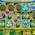 Super Soccer Slots reviews