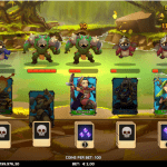 battle mania slots review role playing game rpg