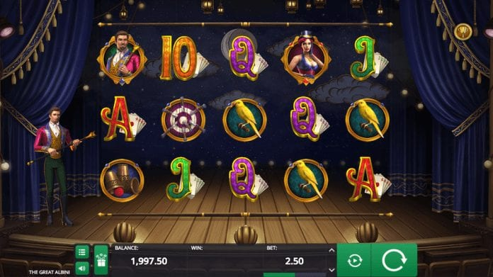 Spiele The Great Albini - Video Slots Online