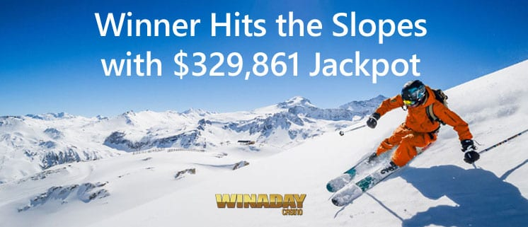 Progressive Slots Jackpot Winner Takes Home $329,861