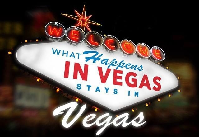 Traveling Back in Time In SIn City At Las Vegas Strip Casino Hotels