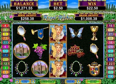 regal riches slots