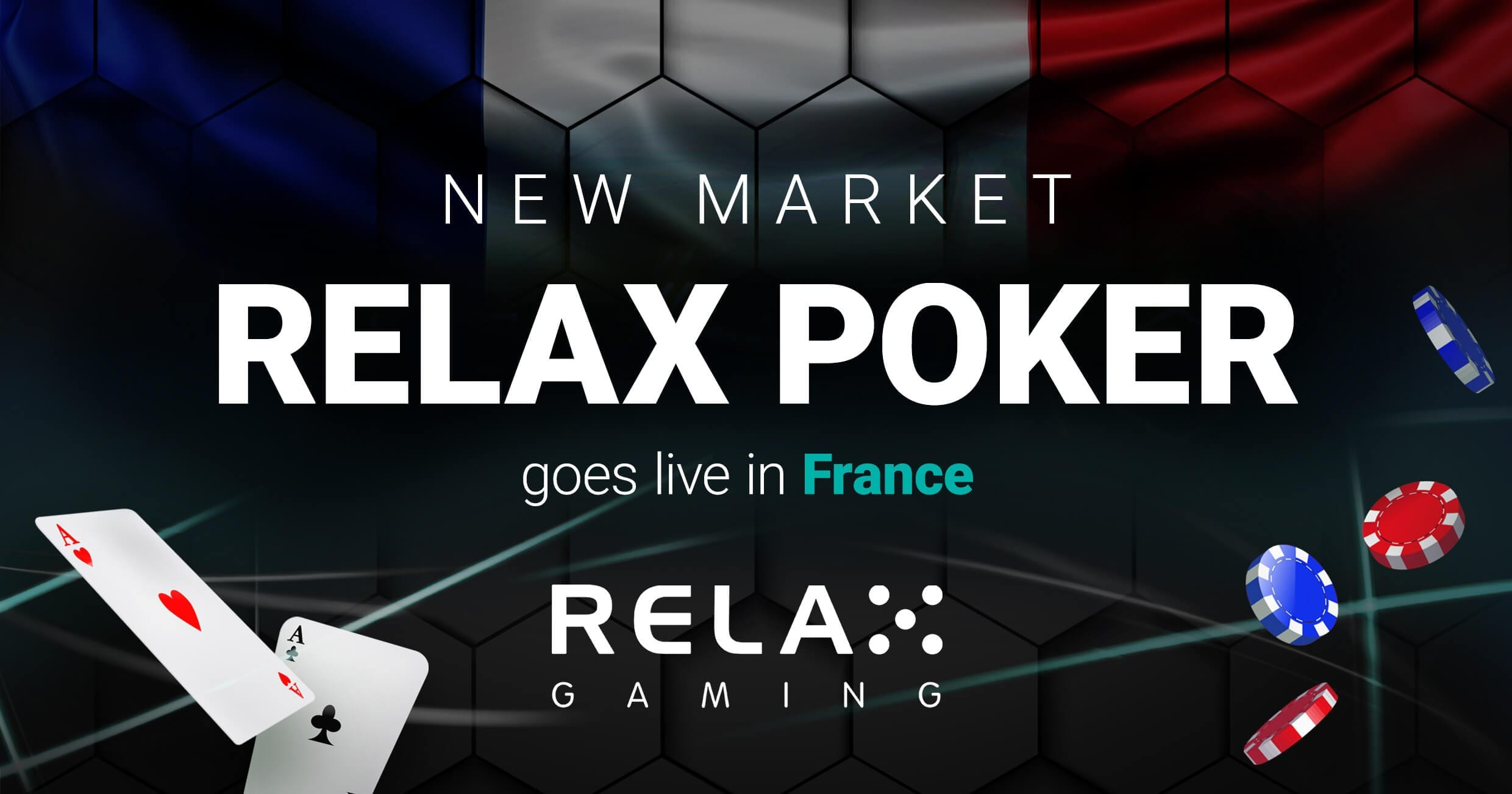 Relaxing Games Expands Into the French Gaming Market