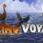 Betsoft viking voyage golden king free spins