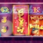 free spin symbols Rockabilly Wolves Microgaming Just For The Win
